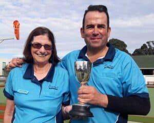 Winners Mixed Pairs – Moffatt Cup