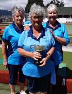 Women's Triples Winners 2020